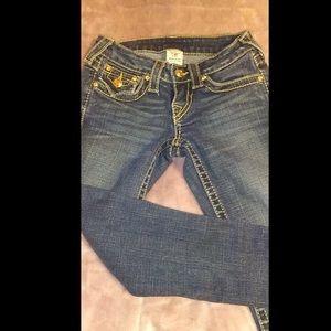 True Religion Jeans - True religion navy jeans